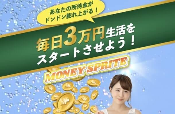 マネースプライト(MONEY SPRITE)画像1