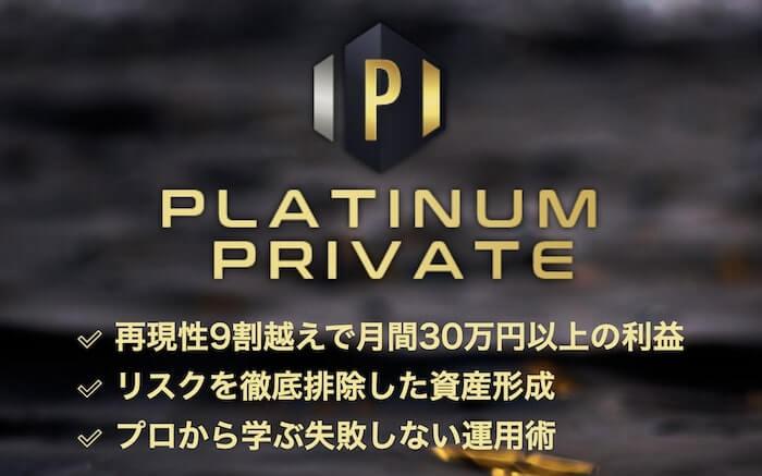 プラチナム(PLATINUM)画像1
